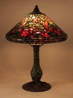 "16"" Azalea on Flask base"